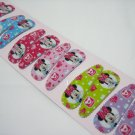 Wholesale 60pcs Minnie Girl Snap Hair Clip 4.5cm (mouse_nhole)