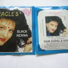60 sachets Henna Eagle brand Hair Dye Colour Black