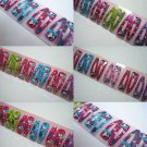 Wholesale 60pcs Mix Design Snoopy Girl Snap Hair Clip 4.5cm