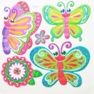 DPT020 Big 3D BUTTERFLY Wall Sticker Kid Room Decor