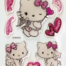 1 pack Cute Kawaii Charmy Kitty Small Epoxy Sticker SUN087b FREE SHIPPING