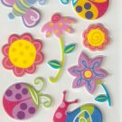 Essence of the Garden Small Puffy Sticker #H08C