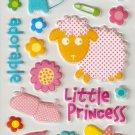 Small Puffy Sticker #H08a