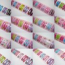 Wholesale 60pcs Mix Design Girl Snap Hair Clip 5.5cm (set 1)