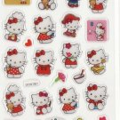 DON1061 Hello Kitty Mini Epoxy Sticker FREE SHIPPING