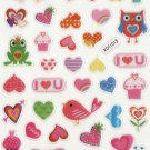 KDT1015 Love Mode Mini Epoxy Sticker FREE SHIPPING