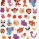 KDT1040 Lion King & Animal Mini Epoxy Sticker FREE SHIPPING
