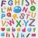 HAP1031 Alphabet ABC Mini Puffy Sticker FREE SHIPPING