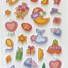 CHA1024 Baby Mini  Shower Mini Sticker FREE SHIPPING