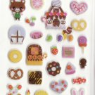 CHA1027 Sweets & Treats Mini Sticker FREE SHIPPING