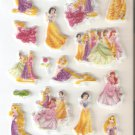 CHA1033 Princess Mini Sticker FREE SHIPPING