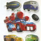SO 035 Cars Mini Sticker FREE SHIPPING