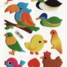 SO 064 Birds Cute Mini Sticker FREE SHIPPING