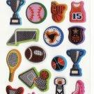 SO 080 Tennis Soccer Mini Puffy FREE SHIPPING