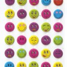 SO 132 Smiley Mini Puffy FREE SHIPPING