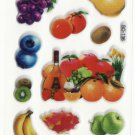 SO 136 Fruits Mini Puffy FREE SHIPPING