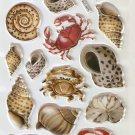 GG002c Animal Sea Mini Puffy Sticker FREE SHIPPING