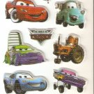 Ok031a Cars Mini Puffy Sticker FREE SHIPPING
