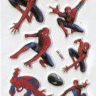 OK045f Spiderman Mini Puffy Sticker FREE SHIPPING