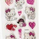 1 pack Cute Kawaii Charmy Kitty Small Epoxy Sticker SUN087c FREE SHIPPING