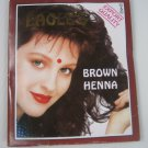 18 sachets Brown Henna Eagle brand Hair Dye Colour