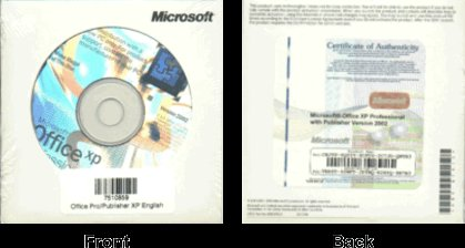 Microsoft Office XP Professional with Publisher OEM 2002