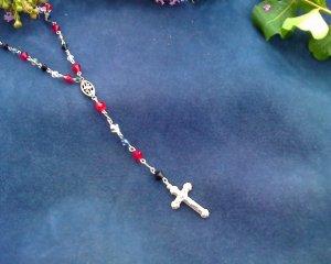 Rainbow rosary
