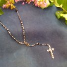 Black ice Rosary