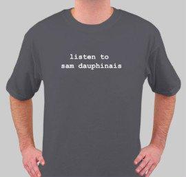 t-shirt (charcoal)