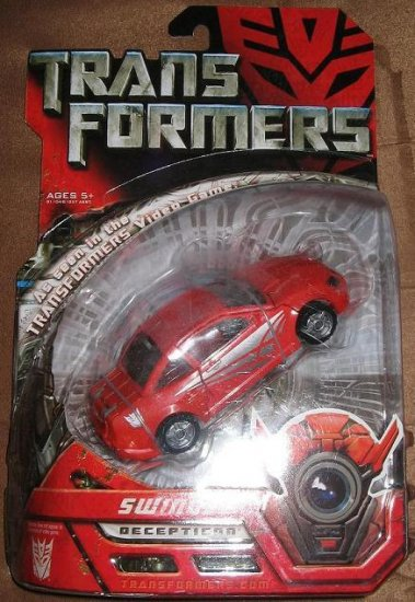 Transformers 2007 Movie Swindle