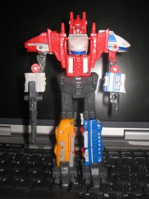 G1 KO Trainbots micromasters.