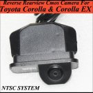 QL-CCRL01 Car Reverse Rearview camera for Toyota Corolla( & Corolla EX) NTSC System +Guard Line