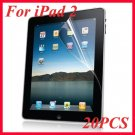 20x LCD Screen Protector Guard Film for iPad 2 Gen 2nd