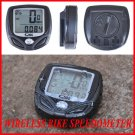 New Wireless Bicycle stopwatch Odometer Speedometer Bike cyclometers waterproof cycle computer