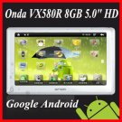 "Original Onda VX580R 8GB 5.0"" HD Touch Screen MP3 MP4 MP5 intelligent Smart Google Android"