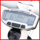 2011 New LCD Bicycle Bike Cycle Computer Odometer Speedometer Fuctions Light