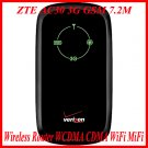 New ZTE AC30 3G GSM 7.2M Wireless Router WCDMA CDMA WiFi MiFi