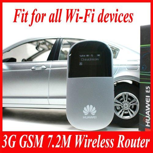 New Huawei E5830S 3G GSM 7.2M Wireless Router GSM HSUP AHSDPA UMTS WiFi