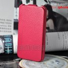 AD-KOKO04-PK New Perfect Genuine Leather Case For Apple iPhone 4 4S