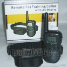 HO-CWXL01 300M 100 Levels Remote training collar with LCD display