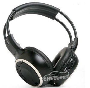 BO-GLAS05 car roof dvd IR wireless headphones