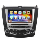 QL-ACD877 OEM Upgrated! Radio GPS Navigation Stereo Headunit For Honda Accord 2003-2007