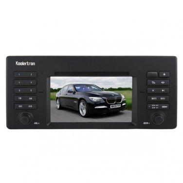 QL-BMW782 For BMW 5 Series E39 E38 E53 X5 M5 Car DVD Player GPS Navi Radio Stereo Systems