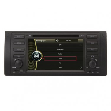QL-MGM625 For 2003-2004 Range Rover Auto Radio DVD GPS Sat Navi DVD Headunit Indash Player