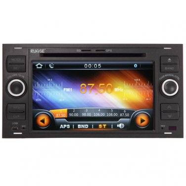 QL-FCS805 For Ford Focus S-max Kuga Stereo Fusion GPS Sat Navi DVD Player Stereo Headunit