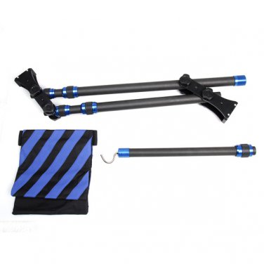 AS-SYYB30 Koolertron Mini Jib Crane Portable Pro DSLR Video Camera Crane Arm Upgrade+Bag