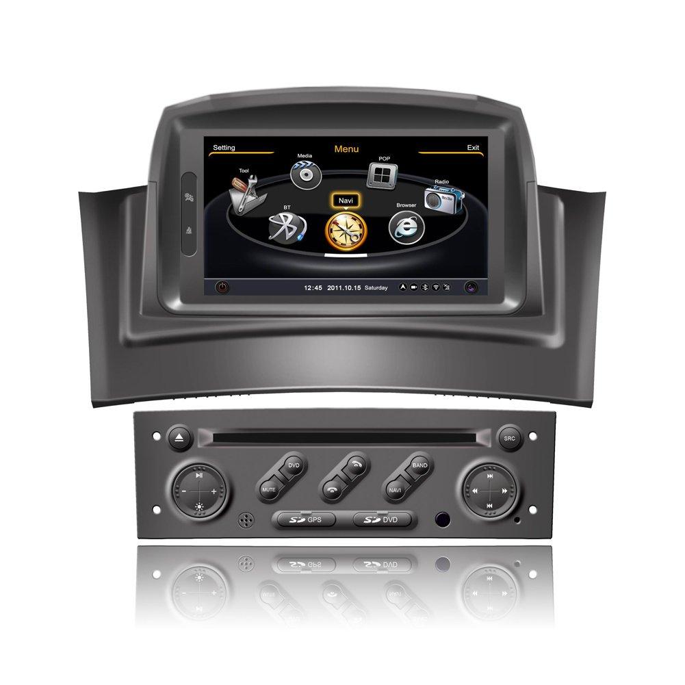 ql ren798 for renault megane 2 ii 3g wifi ipod auto radio gps satnav stereo dvd headunit. Black Bedroom Furniture Sets. Home Design Ideas