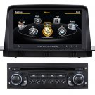 QL-CTR716 3G WIFI Ipod Auto Radio GPS SatNav Stereo DVD Headunit For 2012 2013 Citroen C3
