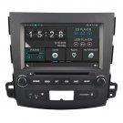 QL-OTL348 Capactive 3G WIFI IPOD DVD Autoradio GPS Satnav Stereo for Mitsubishi Outlander
