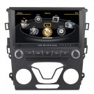 "QL-MDO777 9"" HD Dual Core Auto DVD GPS Navigation Radio Stereo For Ford Mondeo Fusion 2014"